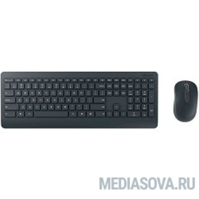 Microsoft Wireless Desktop 900 Black USB (PT3-00017)
