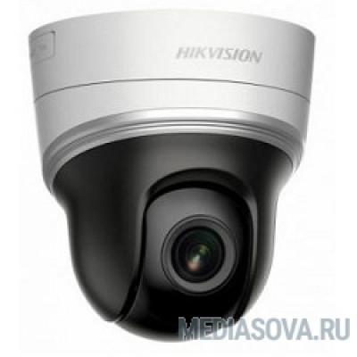 HIKVISION DS-2DE2204IW-DE3 2Мп скоростная поворотная IP-камера c ИК-подсветкой до 30м 1/2.8'' Progressive Scan CMOS; объектив 2.8 - 12мм, 4x; угол обзора объектива 100° - 25°; механический ИК-фильтр