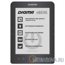Электронная книга Digma S683G 6