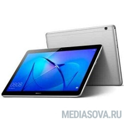 Huawei MediaPad T3 10 LTE 2+16Gb Grey 9.6''/1280x800/Qualcomm A53 4х1.4GHz/2Mp+5MP [53010PAY] [53018522]