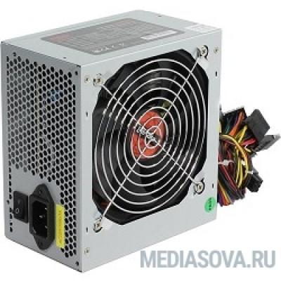 Блок питания Exegate ES261571RUS Блок питания 650W Exegate Special UNS650, ATX, 12cm fan, 24p+4p, 6/8p PCI-E, 3*SATA, 2*IDE, FDD