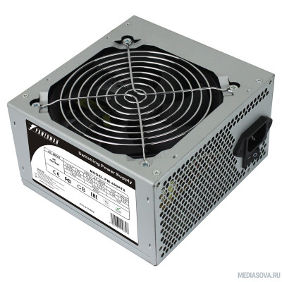 Блок питания POWERMAN  PM-450ATX for P4 450W OEM ATX [6115832]