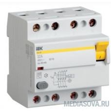 Iek MDV10-4-040-300 УЗО ВД1-63 4Р 40А 300мА ИЭК
