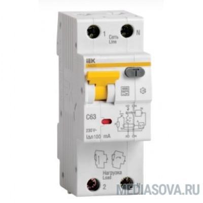 Iek MAD22-5-025-C-30 АВДТ 32 C25 - Автоматический Выключатель Дифф. тока