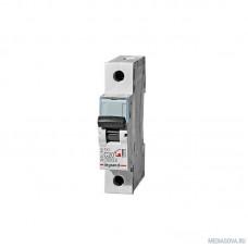 Legrand 404034 Автоматический выключатель TX3 6000 - 6 кА - тип характеристики C - 1П - 230/400 В~ - 63 А - 1 модуль