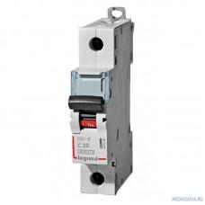 Legrand 407207 Автоматический выключатель DX3-E 6000 - 6 кА - тип характеристики B - 1П - 230/400 В~ - 16 А - 1 модуль