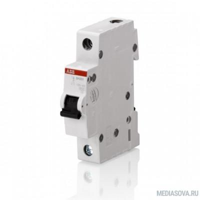 ABB 2CDS241001R0634 Автомат.выкл-ль 1-пол. SH201L C63