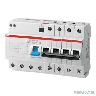 ABB 2CSR254001R1164 Авт.диф.тока 6мод. DS204 AC-C16/0,03