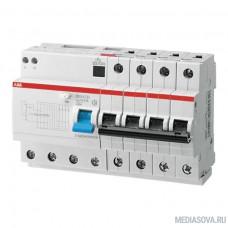 ABB 2CSR254001R1254 Авт.диф.тока 6мод. DS204 AC-C25/0,03