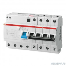 ABB 2CSR254001R1404 Авт.диф.тока 6мод. DS204 AC-C40/0,03