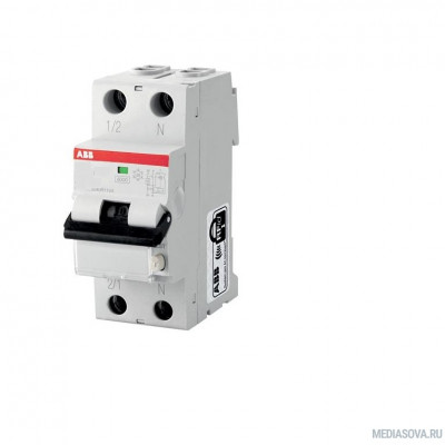 ABB 2CSR255040R1204 Выключатель авт.диф.т.DS201 C20 AC30