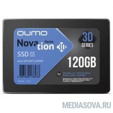 QUMO SSD 120GB QM Novation Q3DT-120GPBN SATA3.0
