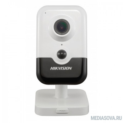 HIKVISION DS-2CD2443G0-IW (2.8mm) Видеокамера IP 2.8-2.8мм цветная корп.:белый