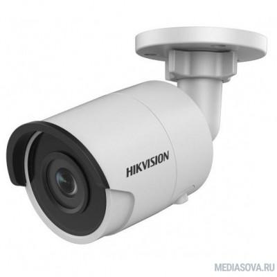 HIKVISION DS-2CD2023G0-I (6mm) 2Мп уличная цилиндрическая IP-камера с EXIR-подсветкой до 30м1/2.8