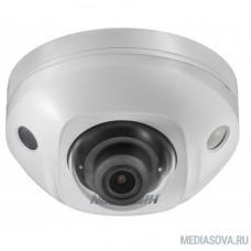 HIKVISION DS-2CD2523G0-IS (4mm) Hikvision 2Мп уличная компактная IP-камера с EXIR-подсветкой до 10м 1/4