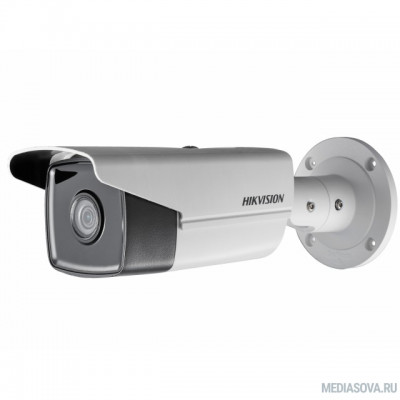 HIKVISION DS-2CD2T23G0-I8 (2.8mm) Видеокамера 2.8-2.8мм цветная корп.:белый