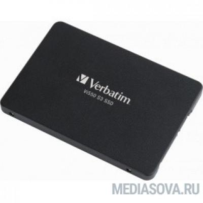 Verbatim SSD 256GB Vi550 49351 SATA3.0