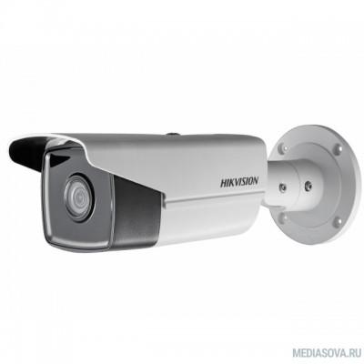 HIKVISION DS-2CD2T23G0-I5 (4mm) Видеокамера IP 4-4мм цветная корп.:белый
