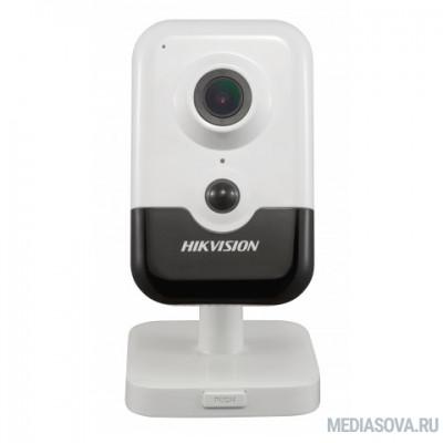 HIKVISION DS-2CD2463G0-I (4mm) Видеокамера IP 4-4мм цветная корп.:белый