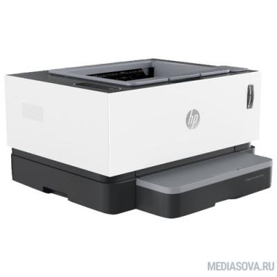 HP Neverstop Laser 1000a (4RY22A) принтер, A4, лазер ч/б, 20 стр/мин, 600х600, 32Мб, USB