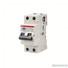 ABB 2CSR245072R1254 Авт.диф.тока DSH201R C25 30мА тип АС