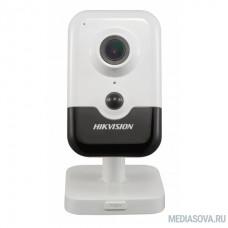 HIKVISION DS-2CD2443G0-I (2.8mm) Видеокамера IP  цветная корп.:белый
