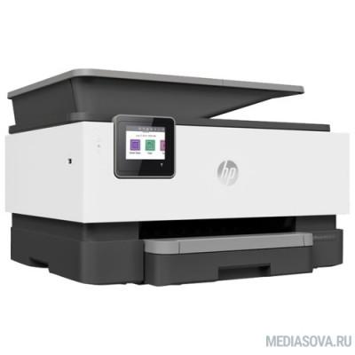 HP OfficeJet Pro 9010 (3UK83B) A4, duplex, 1200x1200dpi, 32 стр/мин (ч/б А4), 32 стр/мин (цветн. А4), 512 МБ, Wi-Fi, Ethernet (RJ-45), USB