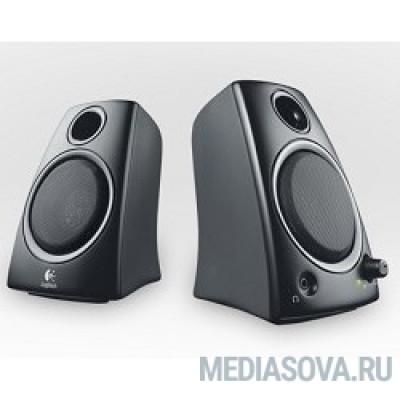 Logitech Z-130, Black 980-000418 Колонки  2.0 ,2 x 2,5 Вт, RTL