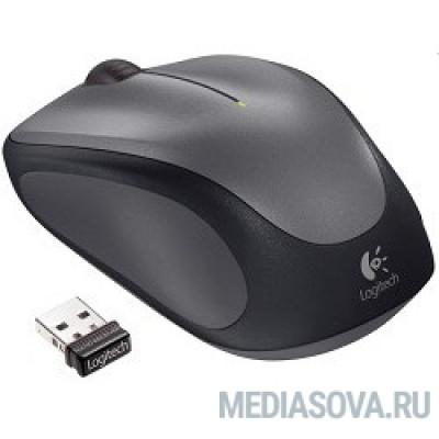 910-002201 Logitech Wireless Mouse M235 silver