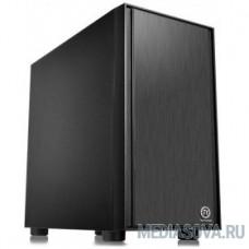 Case Tt Versa H17  черный без БП mATX 2xUSB2.0 1xUSB3.0 audio bott PSU