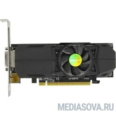 Видеокарта Gigabyte GV-N105TOC-4GL RTL GeForce GTX 1050 Ti 1328Mhz PCI-E 3.0 4096Mb 7008Mhz 128 bit DVI 2xHDMI HDCP OC Low Profile