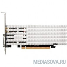 Gigabyte GV-N1030SL-2GL RTL  PCI-Ex GeForce GT 1030 Silent Low Profile 2GB GDDR5 64bit 1227/6008 DVI, HDMI