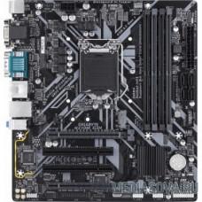 Gigabyte H310M D3H RTL  Soc-1151v2 Intel H310 4xDDR4 mATX AC`97 8ch(7.1) GbLAN+VGA+DVI+HDMI+DP