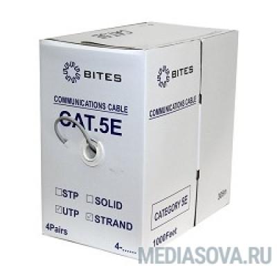 5bites US5400-305S Кабель UTP / SOLID / 5E / CCA+CCS / PVC / 305M