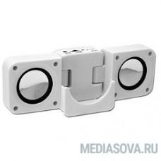 Акустич. система 2.0 Gembird SPK-105, черный, 5 Вт, рег. громкости, USB-питание