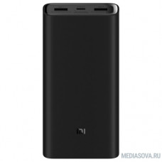 Xiaomi Mi Power Bank Pro 3 20000mAh Black [VXN4254GL]