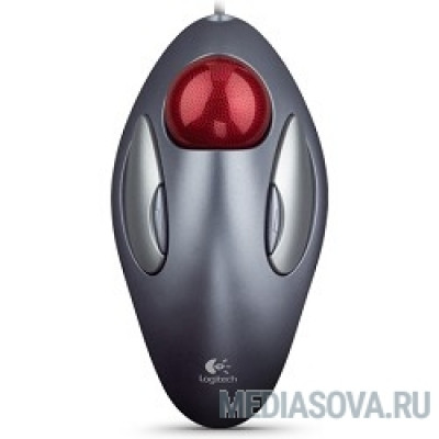 910-000808 Logitech Trackman Marble Silver USB