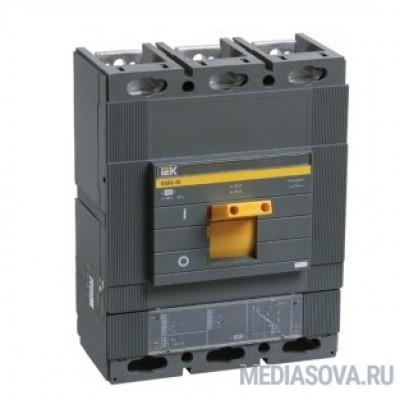 Iek SVA51-3-0800 Авт. выкл. ВА88-40  3Р  800А  35кА  с электронным расцепителем MP 211 ИЭК