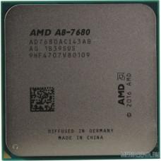 CPU AMD A8 X2 7680 OEM 3.8ГГц, 2Мб, SocketFM2+
