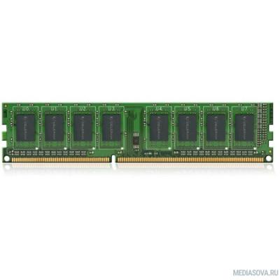 Оперативная память Kingston DDR3 DIMM 4GB (PC3-10600) 1333MHz KVR13N9S8H/4