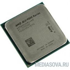 CPU AMD A12 9800 OEM 3.8-4.2GHz, 2MB, 65W, Socket AM4