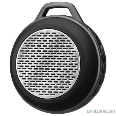 SVEN PS-68, черный [SV-016425]  (5 Вт, Bluetooth, FM-тюнер, microSD, 300мА*ч)