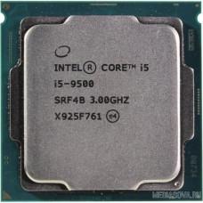 CPU Intel Core i5-9500 Coffee Lake OEM 3.0Ггц, 9МБ, Socket 1151