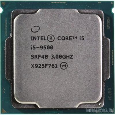 Процессор CPU Intel Core i5-9500 Coffee Lake OEM 3.0Ггц, 9МБ, Socket 1151