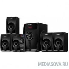 SVEN  HT-202, черный (100Вт, Bluetooth, FM-тюнер, USB/SD, дисплей )