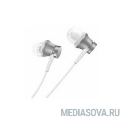Xiaomi Mi In-Ear Headfones Basic Silver/серебристый [ZBW4355TY]