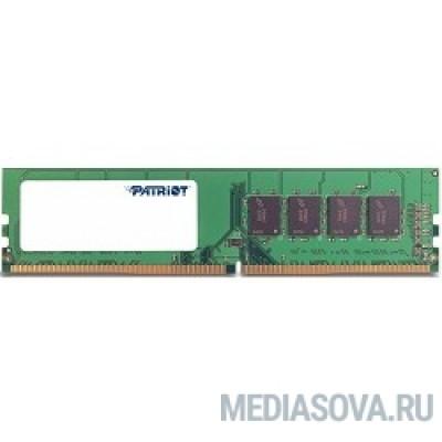 Оперативная память  Patriot DDR4 DIMM 8GB PSD48G213381 PC4-17000, 2133MHz