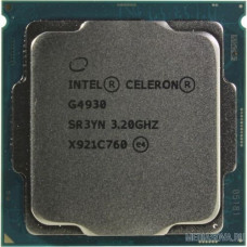 CPU Intel Celeron G4930 Coffee Lake OEM