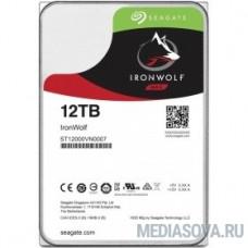 12TB Seagate Ironwolf (ST12000VN0007) SATA 6.0Gb/s, 7200 rpm, 256mb buffer, 3.5