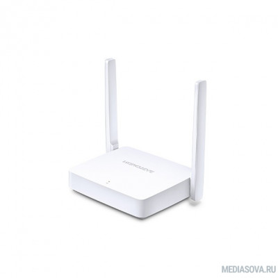 Mercusys MW301R N300 Wi-Fi роутер